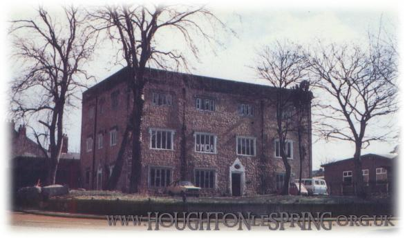 The YMCA at Houghton Hall in the late 1980s or early 1990s