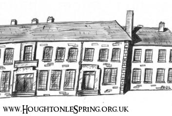 Houghton Police Station, Dairy Lane, Houghton-le-Spring