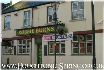 The Robbert Burns Pub, Houghton-le-Spring
