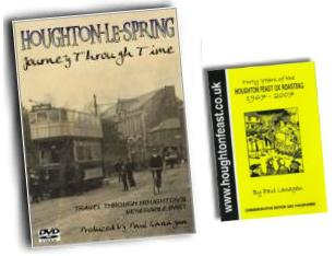 The Houghton-le-Spring Ox Roasting booklet and DVD