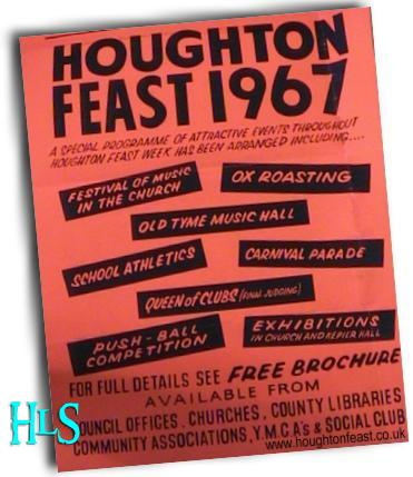 A Feast poster from 1967