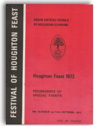 1973 programme cover