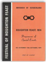 1974 programme cover