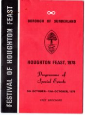 1978 programme cover