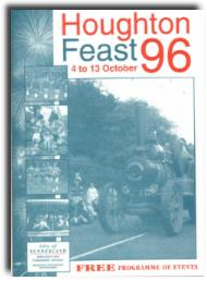 1996 programme cover