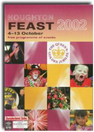 2002 programme cover
