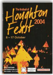 2004 programme cover